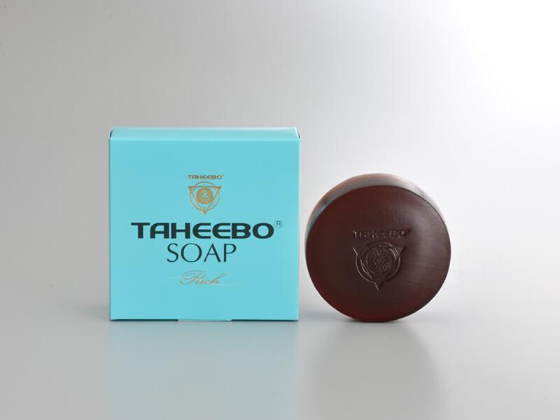 タヒボソープリッチ(化粧せっけん)